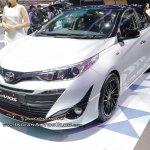 Toyota Vios TRD front quarter GIIAS 2018
