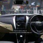 Toyota Vios TRD interior GIIAS 2018
