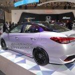 Toyota Vios TRD rear quarter GIIAS 2018