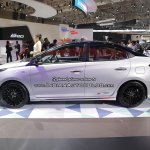 Toyota Vios TRD side GIIAS 2018
