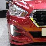 2018 Datsun Go Facelift Led Drl At Giias 2018