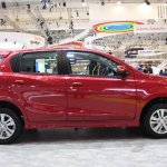 2018 Datsun Go Facelift Profile At Giias 2018