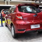 2018 Datsun Go Facelift Rear Three Quarters At Gii