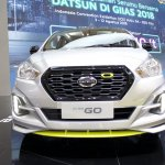 Datsun Go Live Front At Giias 2018