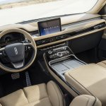 2019 Lincoln Aviator Concept Interior Dashboard