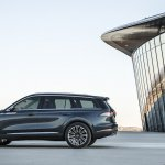 2019 Lincoln Aviator Concept Profile