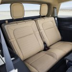2019 Lincoln Aviator Concept Third Row Seats