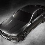 Vinfast Sedan Concept Front Three Quarters Elevate