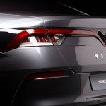 Vinfast Sedan Concept Rear Fascia