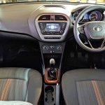 New Tata Tiago Nrg Dashboard Full