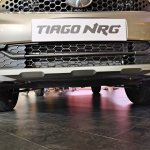New Tata Tiago Nrg Front Bumper And Skid Plate 3