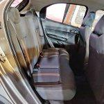 New Tata Tiago Nrg Interior Rear Seats