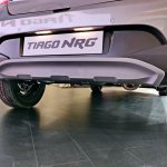 New Tata Tiago Nrg Rear Bumper And Skid Plate 1