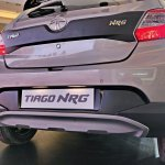 New Tata Tiago Nrg Rear Bumper And Skid Plate 2