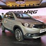 New Tata Tiago Nrg Right Front Three Quarter