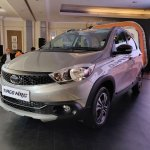 Tata Tiago Nrg Front Three Quarters Left Side
