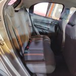 Tata Tiago Nrg Rear Seats