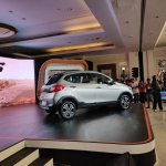 Tata Tiago Nrg Rear Three Quarters Launch Event