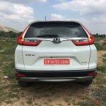 New Honda Cr V Images Rear