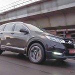 2018 Honda Cr V Review Images Front Three Quarters