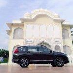 2018 Honda Cr V Review Images Side Profile