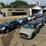 Mini Urban Drive In Mumbai Line Up