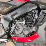 Bajaj Pulsar Ns160 Review Engine