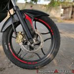 Bajaj Pulsar Ns160 Review Front Disc Brake