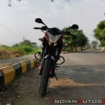 Bajaj Pulsar Ns160 Review Front Profile