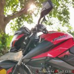 Bajaj Pulsar Ns160 Review Fuel Tank