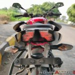 Bajaj Pulsar Ns160 Review Led Taillights
