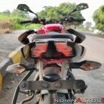 Bajaj Pulsar Ns160 Review Led Taillights