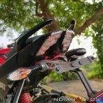 Bajaj Pulsar Ns160 Review Led Taillights Tail Tidy