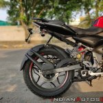 Bajaj Pulsar Ns160 Review Rear Disc