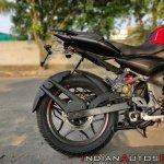 Bajaj Pulsar Ns160 Review Rear Disc