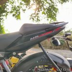 Bajaj Pulsar Ns160 Review Tail Section