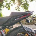 Bajaj Pulsar Ns160 Review Tail Section