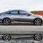 India Bound 2019 Honda Civic Images Side Profile 2
