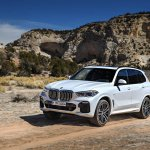 2018 Bmw X5 Front Three Quarters