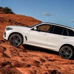 2018 Bmw X5 Profile