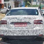 2019 Toyota Camry Rear Spy Photo India