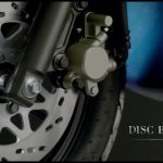 New Tvs Jupiter Grande Front Disc
