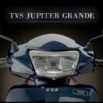 New Tvs Jupiter Grande Headlight