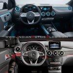 2019 Mercedes B Class Vs 2015 Mercedes B Class Das