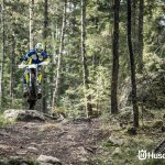 2019 Husqvarna 701 Enduro Press Images Front Actio