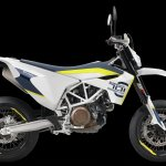 2019 Husqvarna 701 Supermoto Press Images Right Si