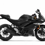 2019 Yamaha R3 Images Side Profile Black Official