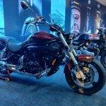 Hyosung Aquila Pro Front Three Quarters India Laun