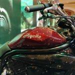 Hyosung Aquila Pro Fuel Tank