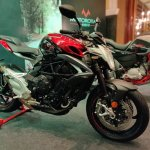 Mv Agusta Brutale 800 Rr Front Three Quarters